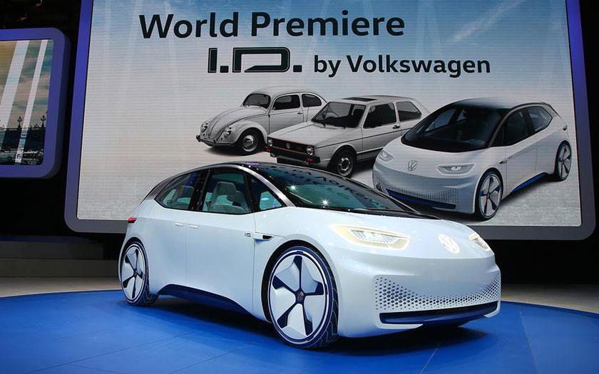 Volkswagen électrique