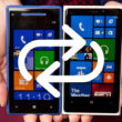 Mixe a jour Windows phone