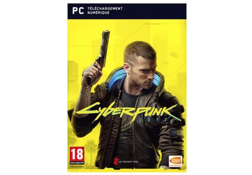 Cyberpunk 2077 sur PC PS4 Xbox One