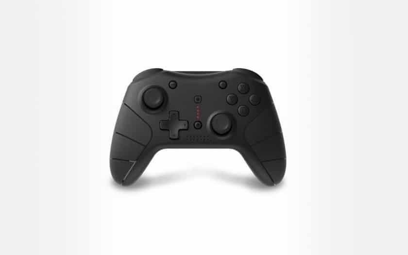 Manette-Nintendo-Switch-Under-Control-Bluetooth-Noir
