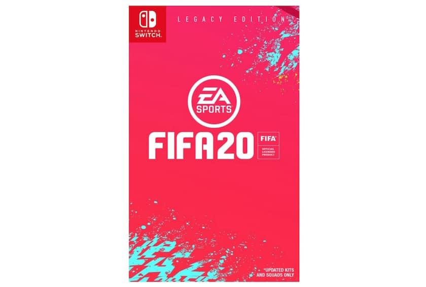 Précommande FIFA 20 dès 49,99 €