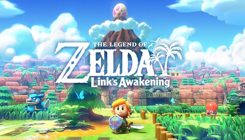 The Legend of Zelda Link's Awakening sur Nintendo Switch