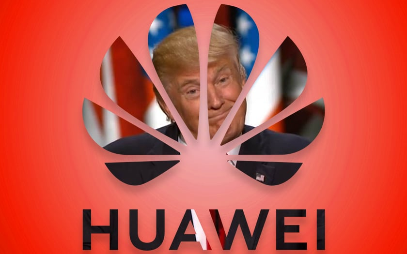 affaire huawei chef budget trump repousser exclusion 2022