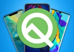 android q smartphones huawei recevoir mise jour