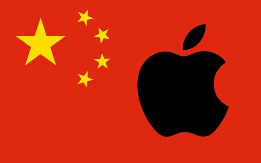 apple chine iphone