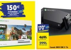 Carrefour Carte Abonnement Ps4.Bon Plan Carrefour La Console Xbox One X 1 To A 299 95
