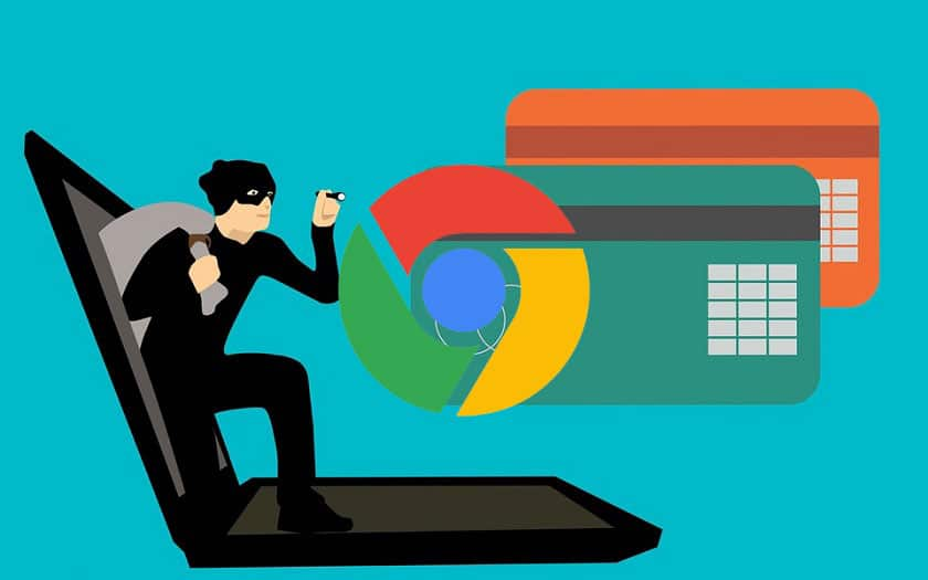 Google Chrome anti-phishing