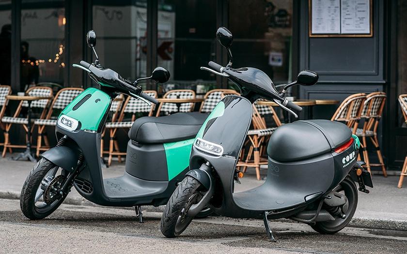 COUP retire ses scooters électriques de Paris : des dizaines de freins sabotés