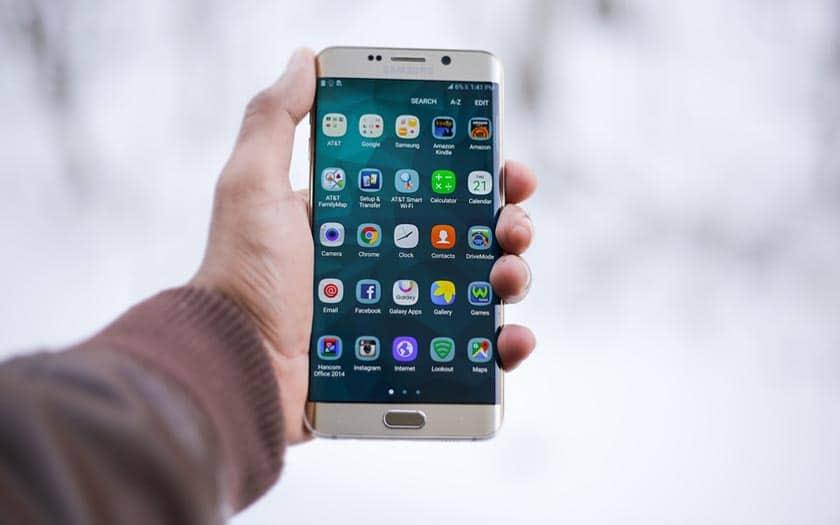 déverrouiller smartphone