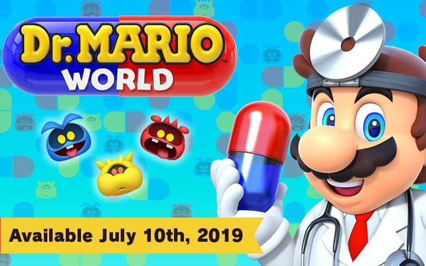 Dr Mario World sort sur Android et iOS