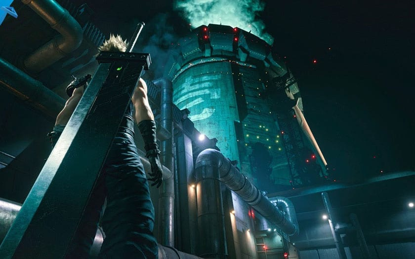 Final Fantasy 7 remake, date de sortie