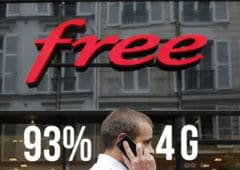 free mobile couverture 4g