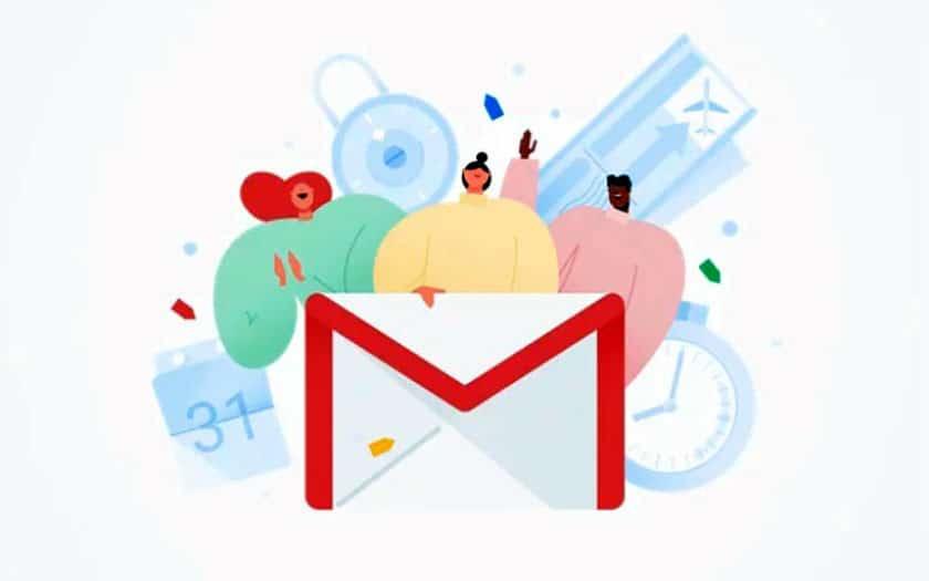 Les emails dynamiques arrivent dans Gmail
