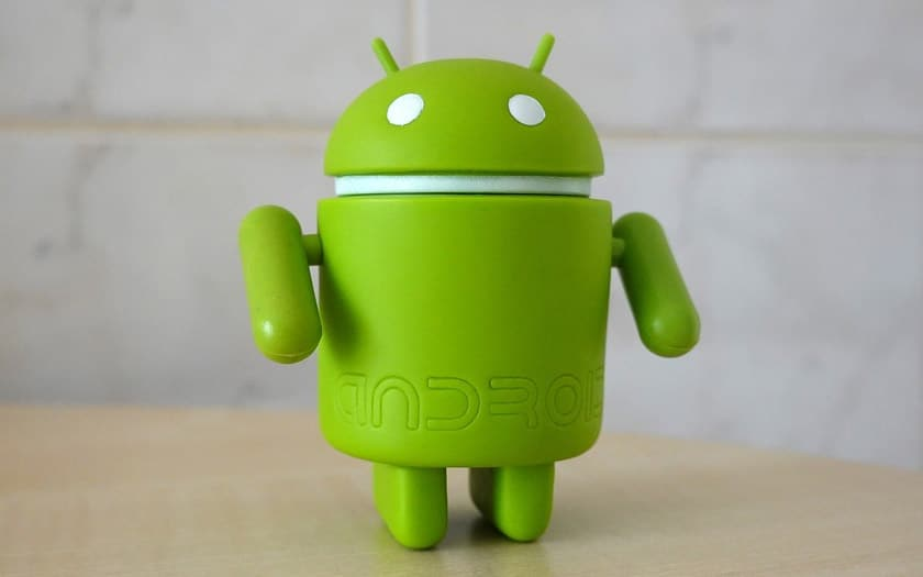 google android données