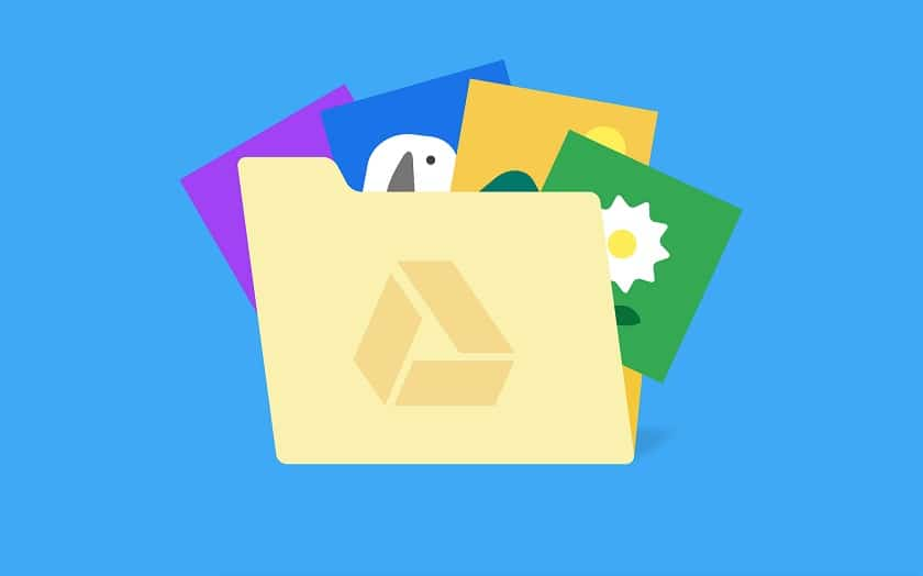 Google Drive et Google Photo