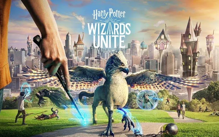 harry potter wizads unite