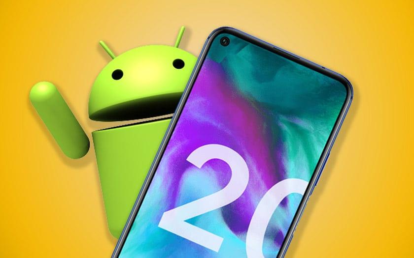 honor 20 android q mise jour disponible malgre sanctions