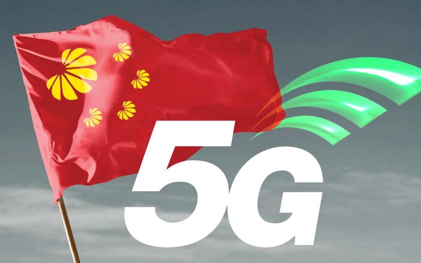 Huawei chine et 5G