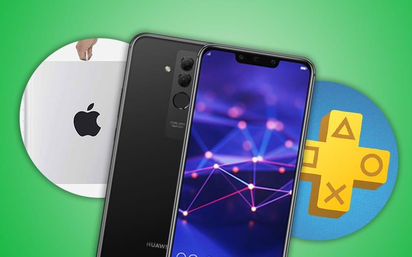 huawei mate 30 lite mac pro 2019 prix playstation plus