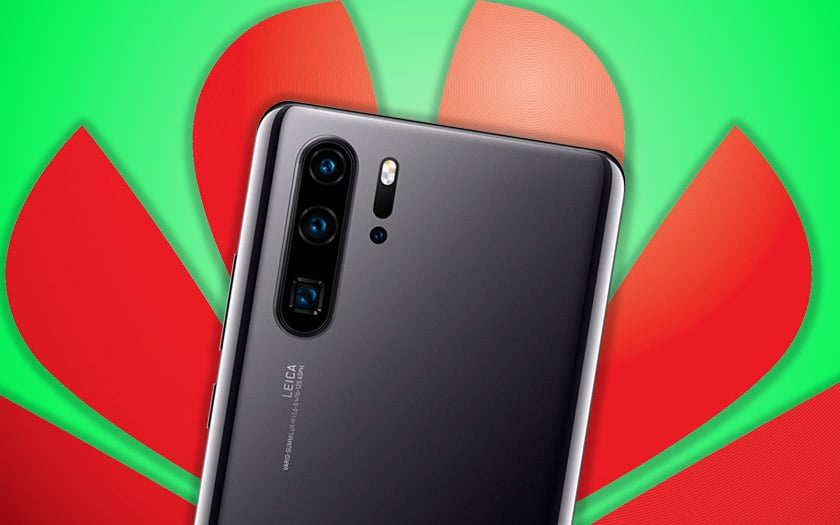 huawei reduit production p30 mate 30