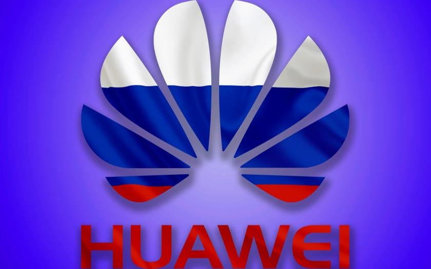 huawei russie