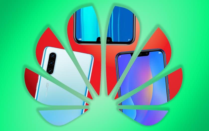 huawei ventes smartphones repartent hausse europe