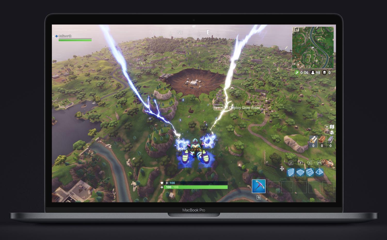 macbook pro 16 septembre 2019