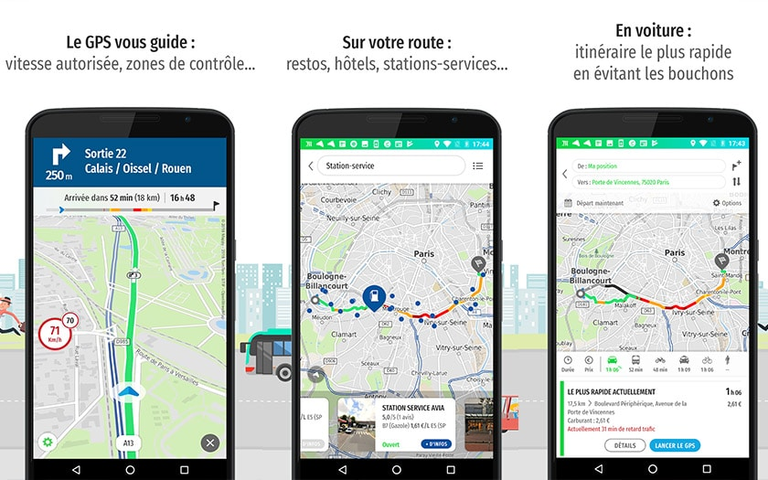 mappy gps android