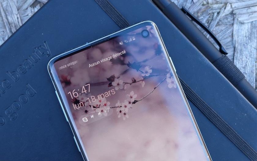 Samsung Ecran