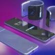samsung imagine smartphone ecran enroule