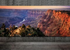 samsung the wall luxury tv 8k microled