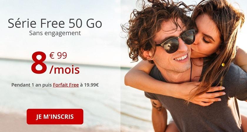 serie free 50 Go