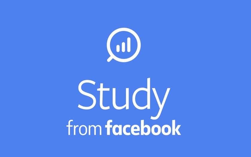 study facebook