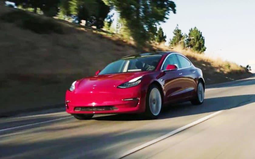 Tesla autonomie