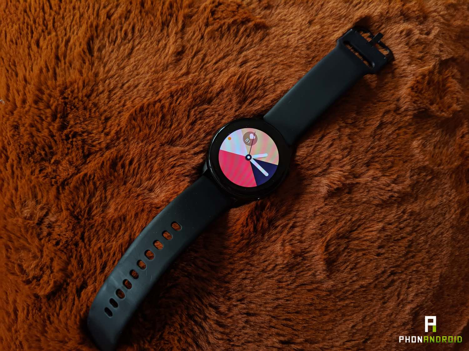 test samsung galaxy watch active design