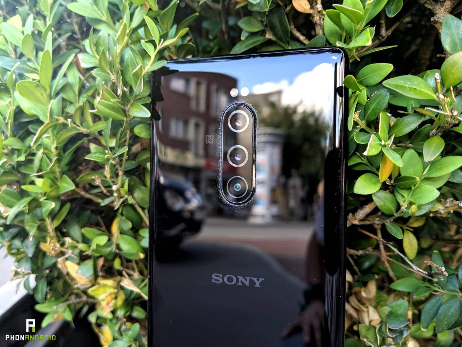 test sony xperia 1 appareil photo