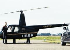 uber helicoptere