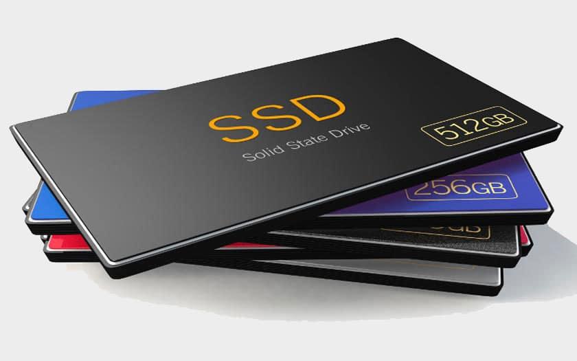 Ventes de SSD