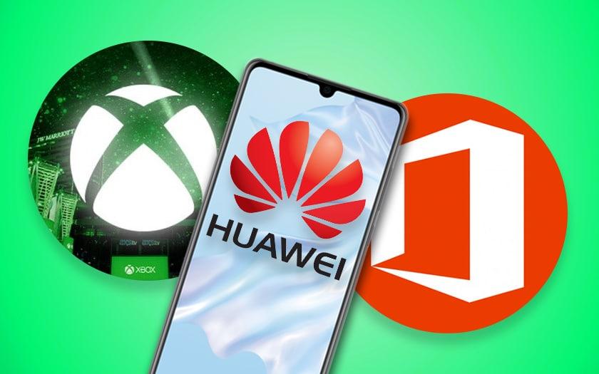 xbox scarlett sortie donald trump reduire sanctions huawei microsoft office malware