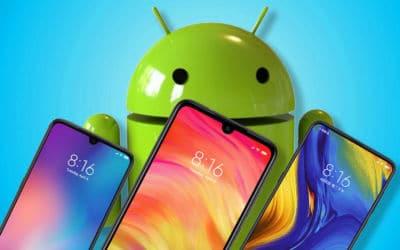 xiaomi android q miu11 smartphones disponible 2019