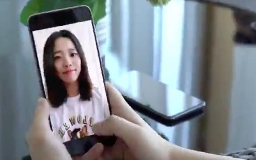 xiaomi capteur photo selfie sous ecran