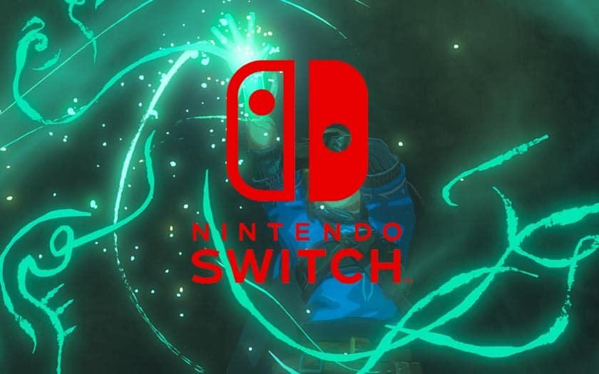 zelda breath of the wild suite nintendo switch