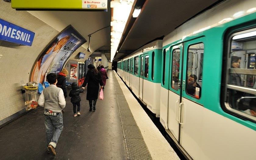 4g metro paris