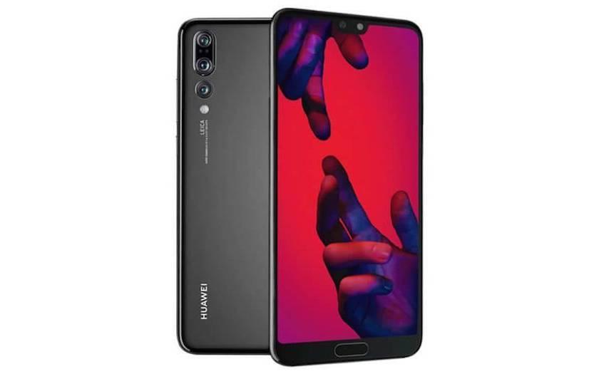 Huawei P20 Pro noir 128 Go à 429€