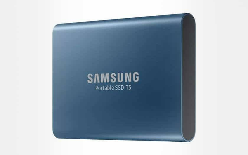 SSD-externe-portable-Samsung-T5-500-Go