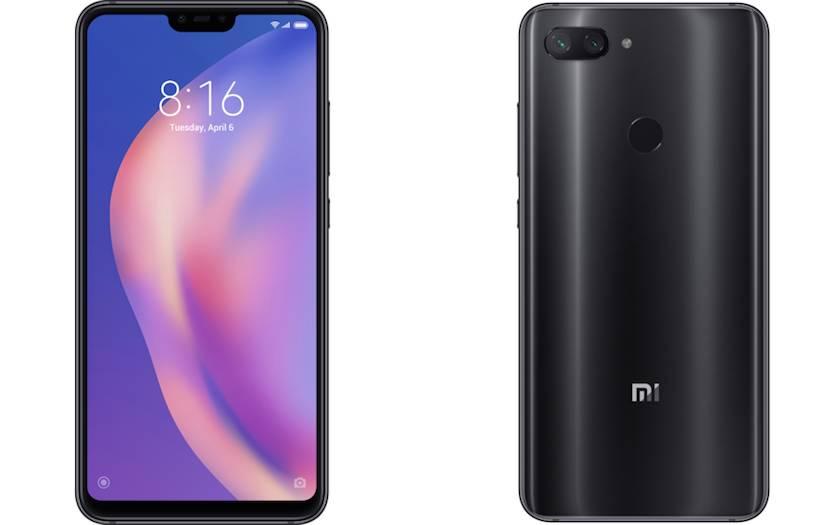 le Xiaomi Mi 8 Lite à 149€
