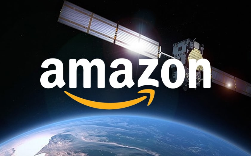 Projet Kuiper Amazon satellites internet