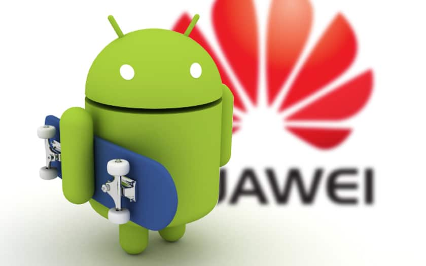 Android Huawei