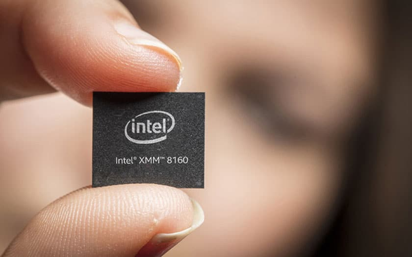 Apple va racheter la division 5G d'Intel