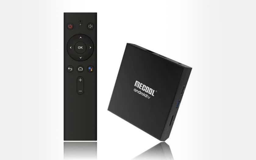 box tv mecool KM9